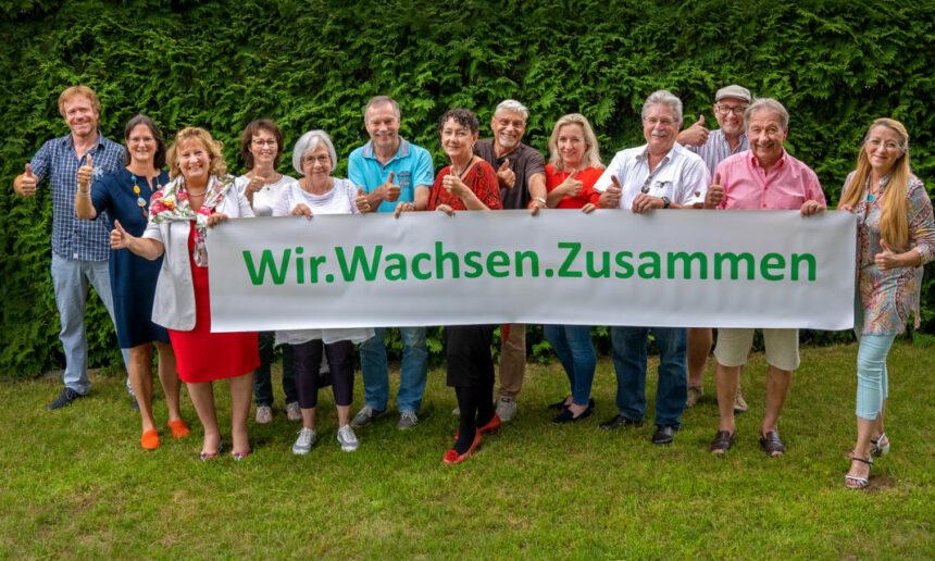 Der Freundeskreis der Landesgartenschau hatte Gründungsversammlung!
